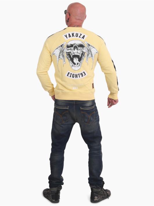 Yakuza Pullover 893mc yellow