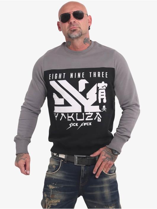 Yakuza Puserot Nippon Two Face musta