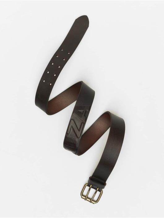 Yakuza riem Profile Leather bruin