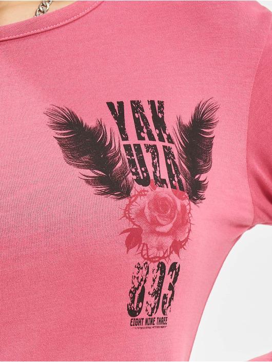 Yakuza Robe Feather rose