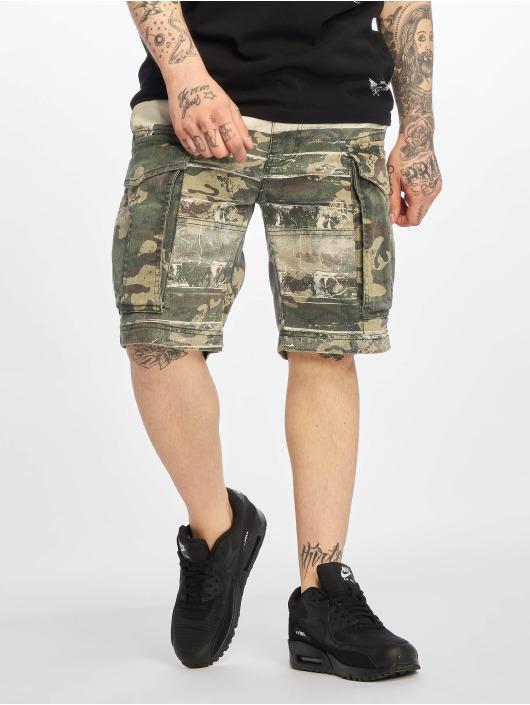 Yakuza Short Death Core camouflage