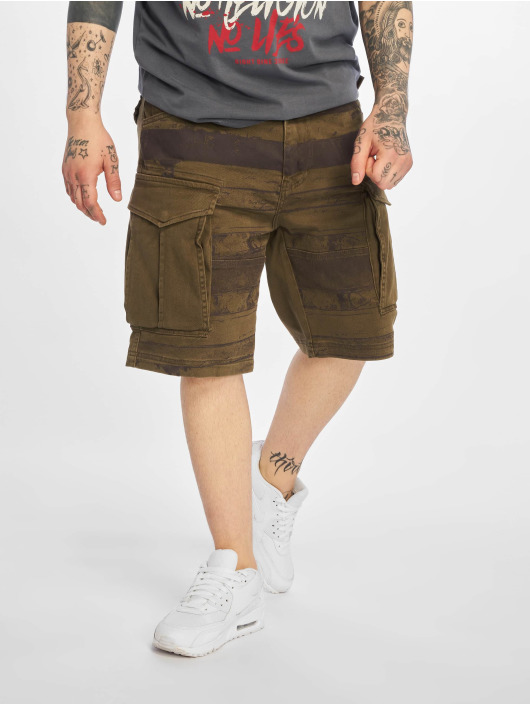 Yakuza Short Death Core olive