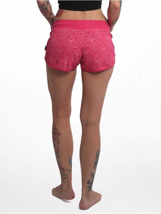 Yakuza Short Crests pink