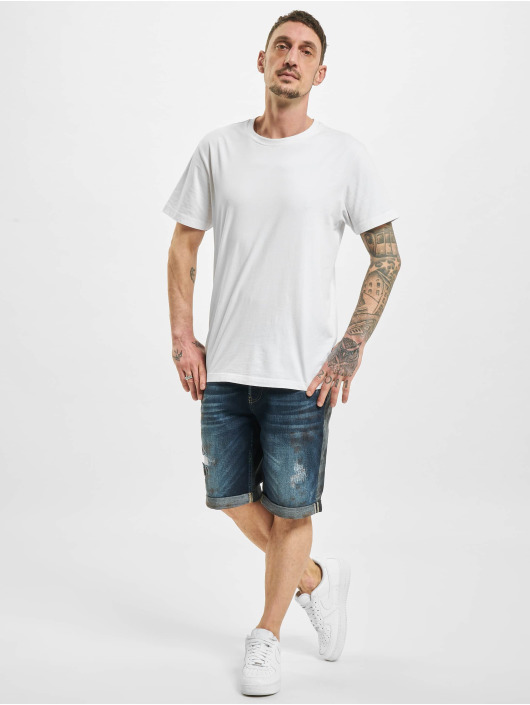 Yakuza Shorts Crusader Denim blå