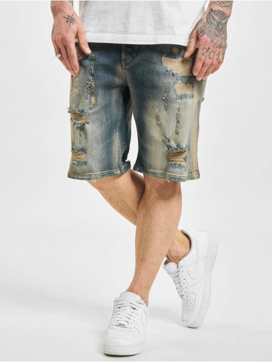 Yakuza Shorts Wreckin blå