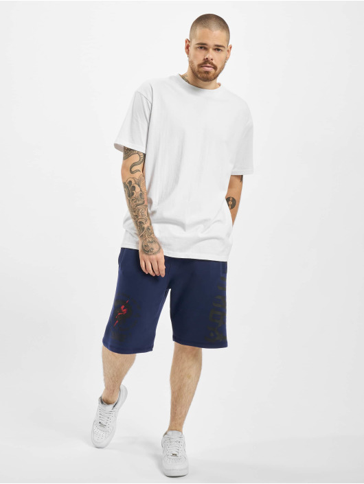 Yakuza Shorts Drugs blau