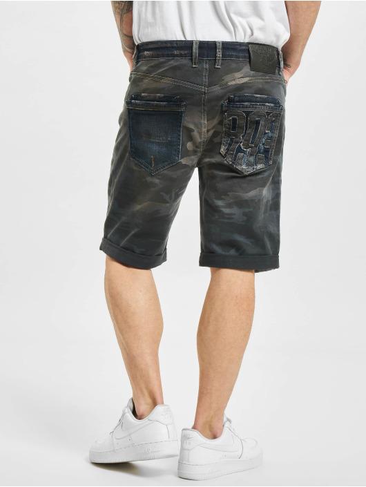 Yakuza Shorts Crusader Denim blau