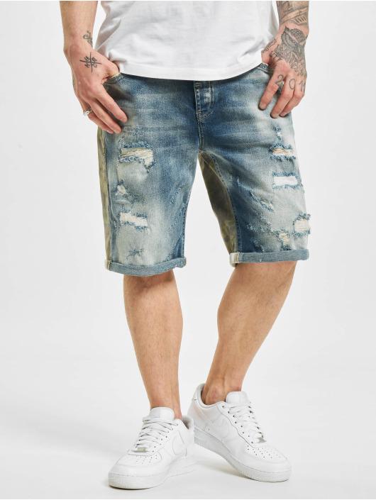 Yakuza Shorts Crusader blau