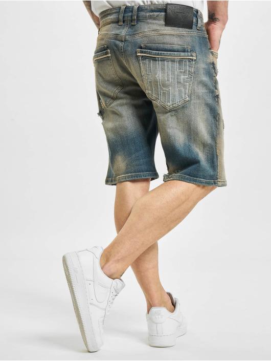 Yakuza Shorts Wreckin blau