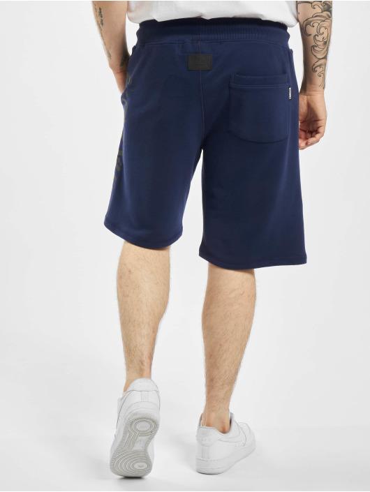 Yakuza shorts Drugs blauw
