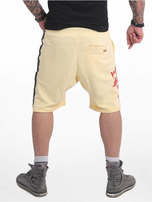 Yakuza Shorts Track Tape gelb