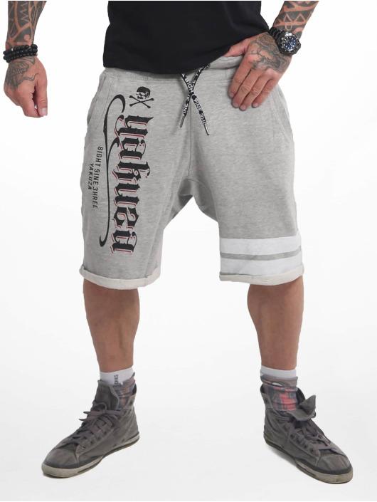 Yakuza Shorts Scrap Town grå