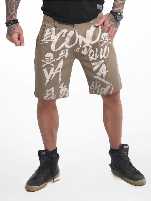Yakuza Shorts El Bastardo Urban grön
