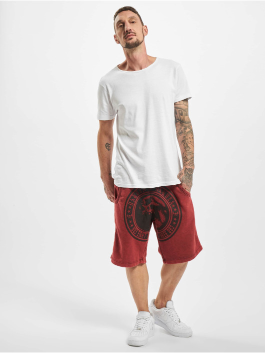 Yakuza Shorts Screaming Skull Sweat rot