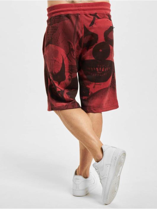 Yakuza Shorts Psycho Clown rot