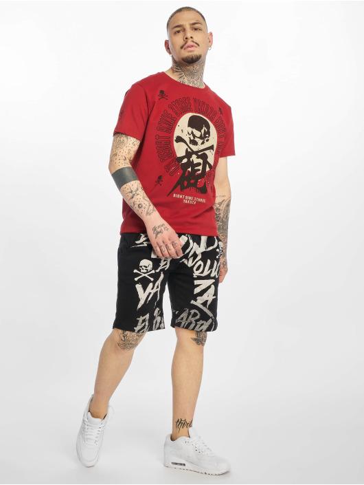 Yakuza Shorts El Bastardo Urban schwarz