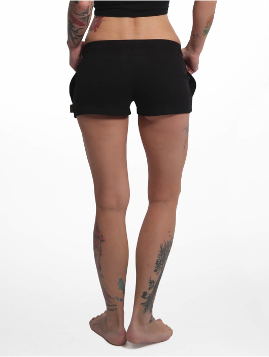 Yakuza Shorts Emb schwarz