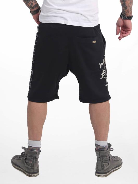 Yakuza Shorts Track schwarz