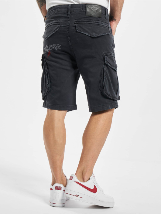 Yakuza Shorts Tokyo schwarz