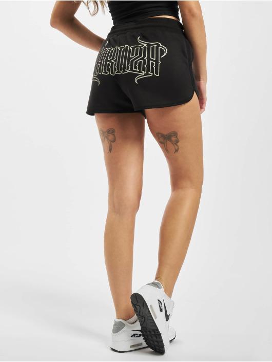 Yakuza Shorts Backside schwarz