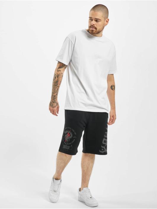 Yakuza Shorts Drugs schwarz