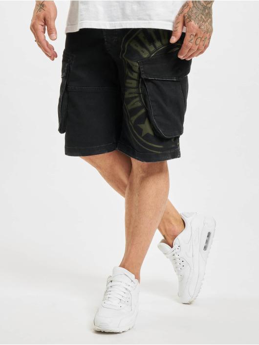 Yakuza Shorts Inner Circle schwarz