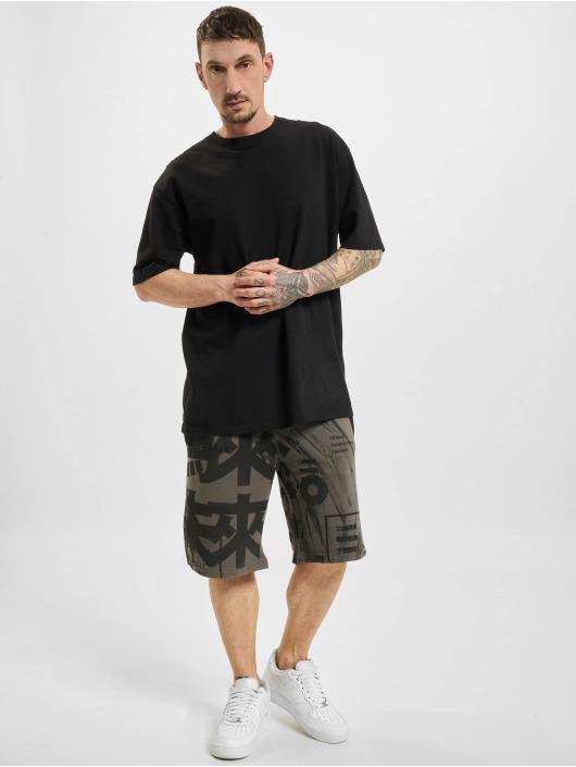 Yakuza Shorts Stylez schwarz