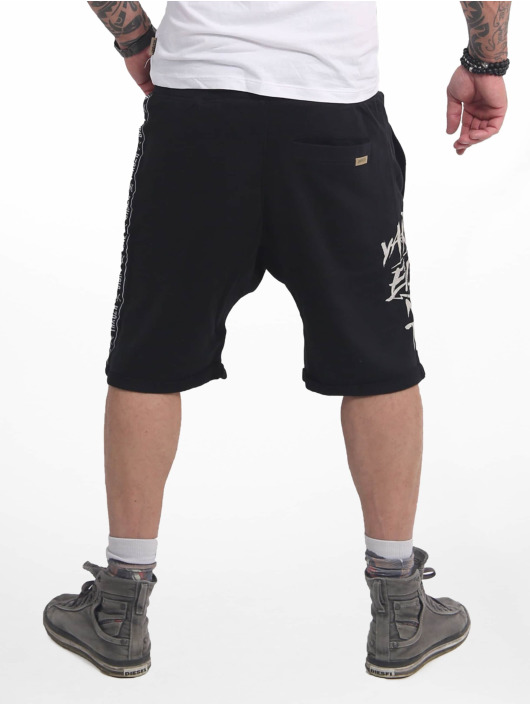 Yakuza Shorts Track svart