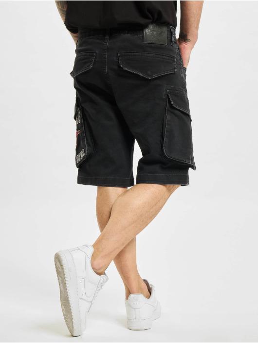 Yakuza Shorts 893 College svart