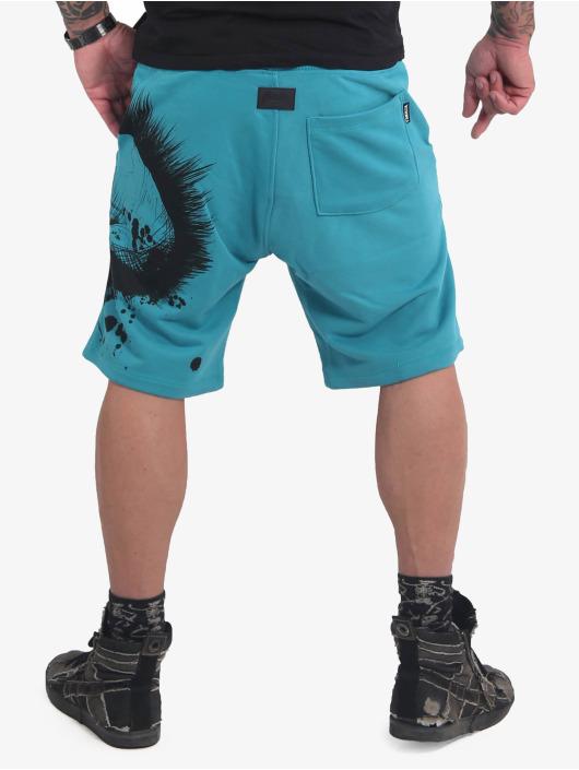 Yakuza Shorts Dead Punk V02 turkis