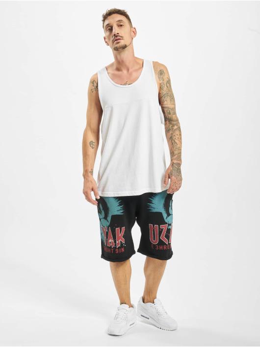 Yakuza shorts Dead Punk Urban zwart