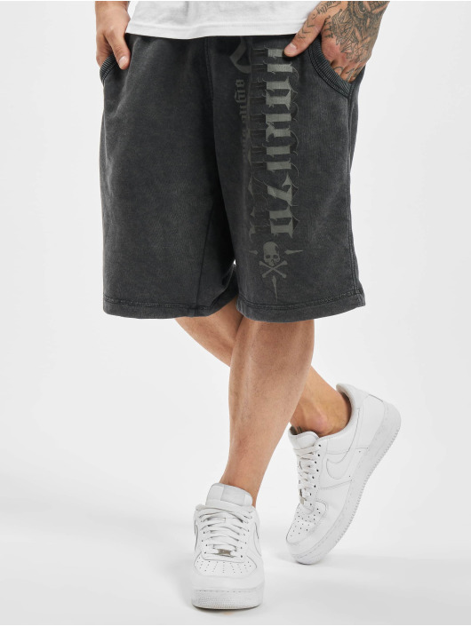 Yakuza shorts Pointing zwart