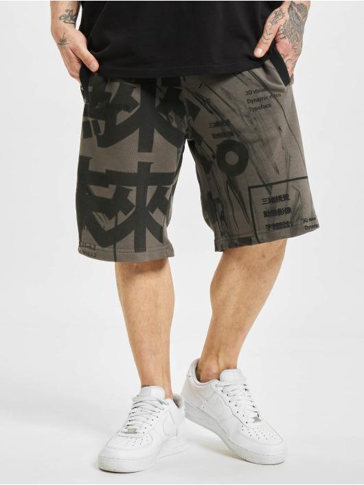 Yakuza shorts Stylez zwart