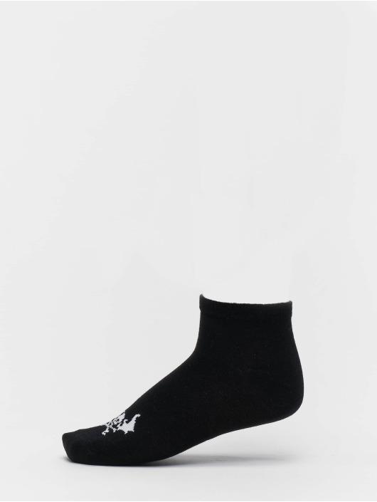 Yakuza Skarpetki Ultimate Sneaker czarny
