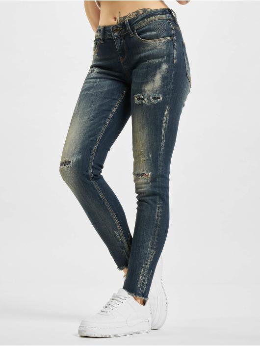 Yakuza Skinny Jeans Pedrito blau