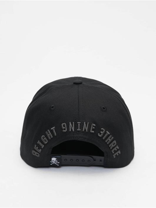 Yakuza Snapback Caps Verve čern