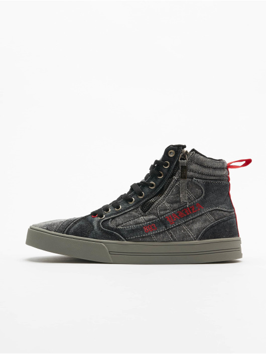 Yakuza sneaker Sneak Hi Essential grijs