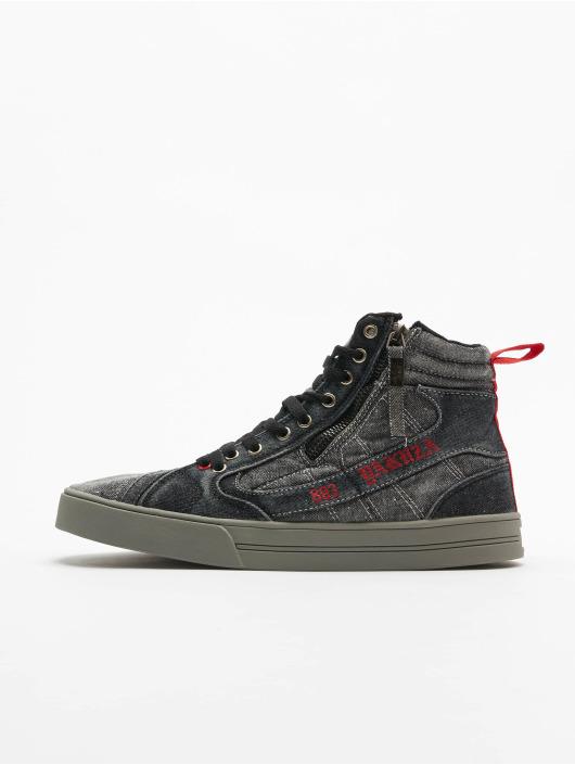 Yakuza Sneakers Sneak Hi Essential grå