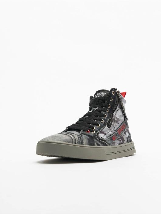 Yakuza Sneakers Sneak Hi Essential kamouflage