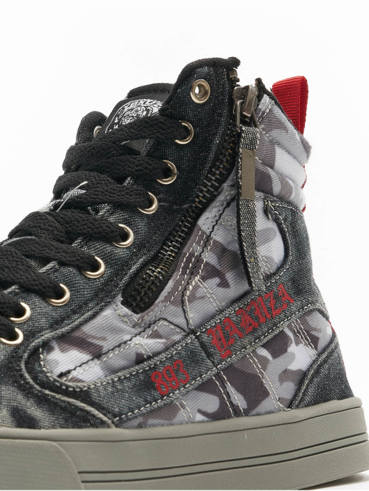 Yakuza Sneakers Sneak Hi Essential moro