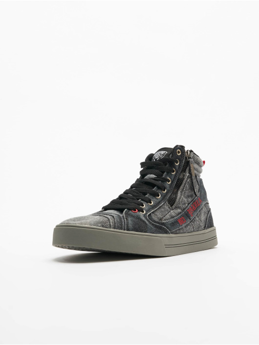 Yakuza Sneakers Sneak Hi Essential szary