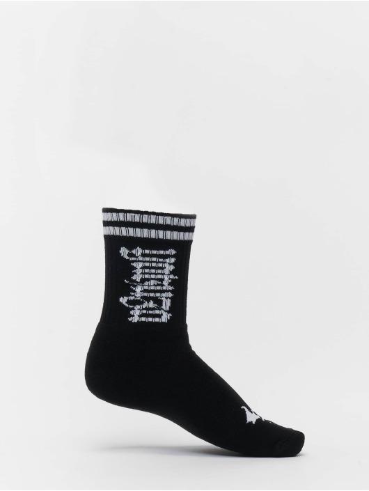 Yakuza Socken Urban schwarz