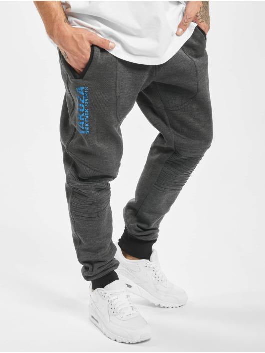 Yakuza Spodnie do joggingu Limitless S&F Sport czarny