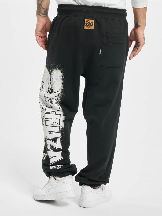 Yakuza Spodnie do joggingu Hating Clown czarny