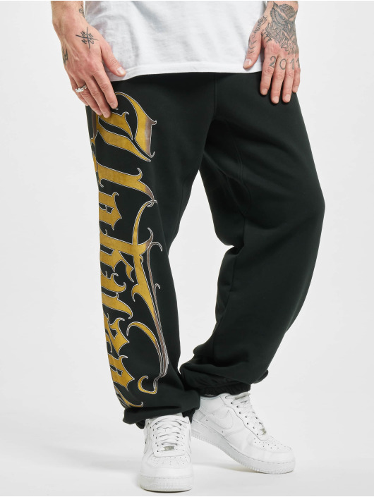 Yakuza Spodnie do joggingu Glory czarny