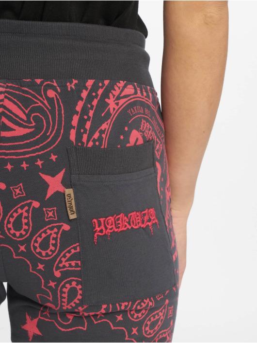 Yakuza Spodnie do joggingu Tijuana czerwony