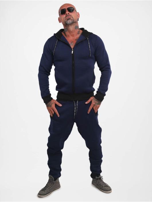 Yakuza Spodnie do joggingu Limitless S&F Sport indygo