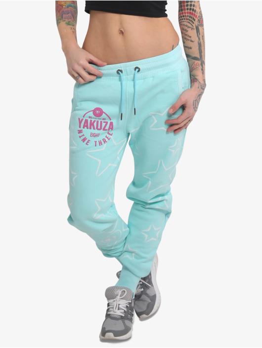 Yakuza Spodnie do joggingu 893Starlet niebieski
