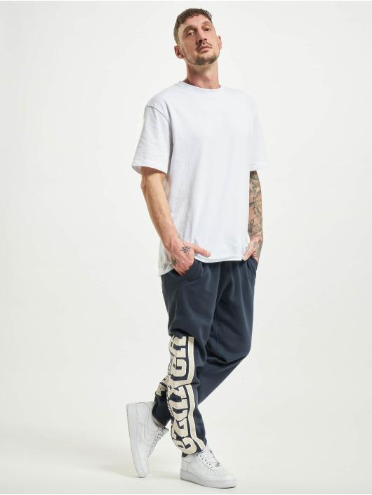 Yakuza Spodnie do joggingu SF App niebieski