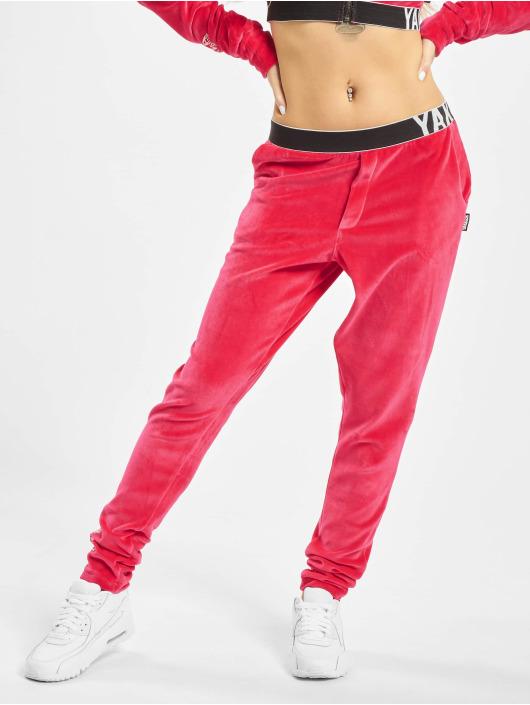 Yakuza Spodnie do joggingu Active S&F Sport pink